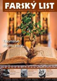 Tajomstvo stromu viery