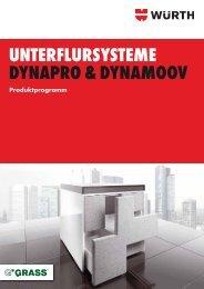 Unterflursysteme - Adolf Würth GmbH & Co. KG