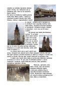 KRAKOW – WIELICZKA 14.3. -16.3.2008 V dňoch 14. – 16.3.2008 ... - Page 2