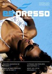 Download Ausgabe 07.2007 - Es-Presso