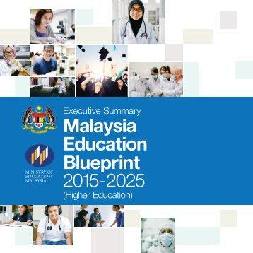 Malaysia education blueprint 2013 2025 foreword 1 malaysia education blueprint 2015 2025 malvernweather Image collections