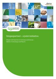 biogaspartner – a joint initiative.