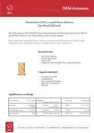 Gleisvermessung OEM-Antennen - ppm GmbH