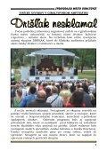 Kultúrny september 2012 - Mesto Giraltovce - Page 7