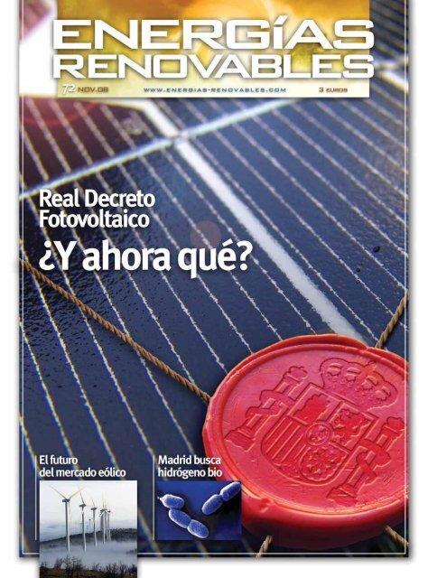 Descargar revista en PDF (gratuito) - Energías Renovables