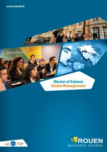 Master of Science Global Management