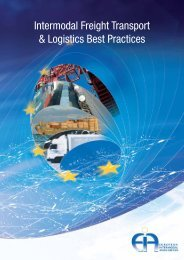Intermodal Freight Transport & Logistics Best Practices