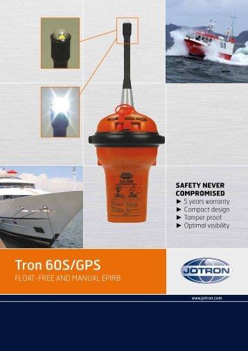 Tron 60S/GPS - Jotron