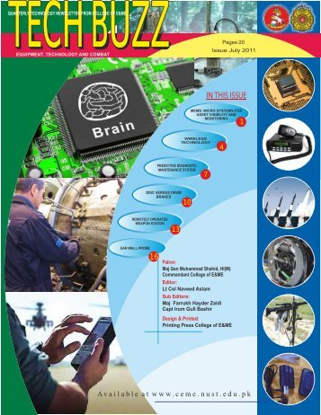 TechBuzz - College of Electrical & Mechanical Engineering