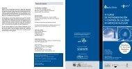 IX CURSO DE INSTRUMENTACIÓN Y CONTROL DE CALIDAD EN MEDICINA NUCLEAR