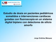 Estudio de dosis en pacientes pediátricos sometidos a ...