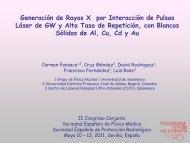 Diapositiva 1 - SEFM, Sociedad Española de Física Médica