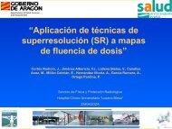 Aplicación de técnicas de superresolución (SR) a mapas de fluencia ...