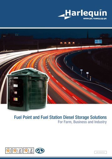 Fuel Point and Fuel Station Diesel Storage Solutions