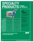 SPECIALTY PRODUCTS - Page 3