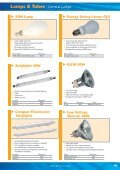Lamps & Tubes - Page 2