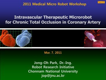 Thrombus & CTO Therapeutics