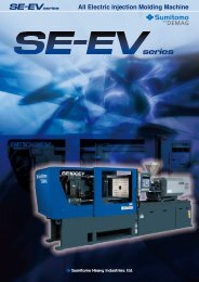 All Electric Injection Molding Machine