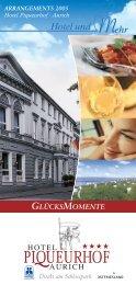 GLÜCKSMOMENTE - Hotel Piqueurhof