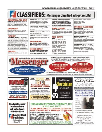 Download The Messenger – Nov. 30, 2012 pages 17