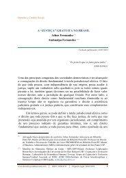 """a """"justiça"""" gratuita no brasil - Derecho y Cambio Social"""