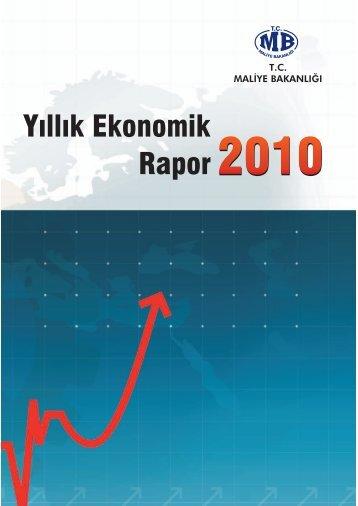 YILLIK EKONOMİK RAPOR 2010