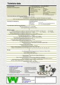 Tekniska data - Page 4