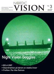 Night Vision Goggles - Sveriges Kontaktlinsförening