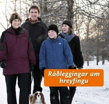 Ráðleggingar um hreyfingu