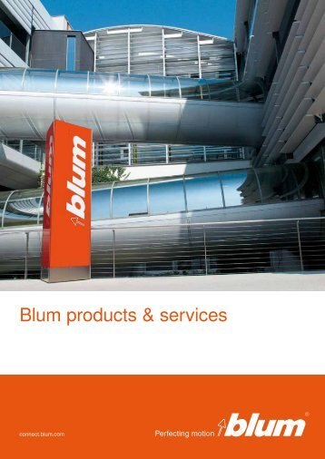Blum products & services