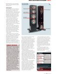 Monitor Audio PL200 HI FI Choice 2010 review - Digital Sales Group - Page 3