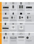 SONANCE PRODUCTS - Page 6