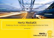 Hertz Media Kit