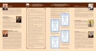 Uroczystość wręczenia certyfikatów w 2005 r. - Fundacja Promocji i ...