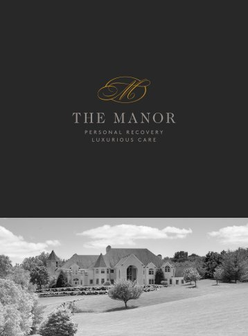 DISCOVER THE MANOR