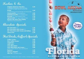 Kuchen & Co. Chocolate Specials Hot Drinks, Coffee & Specials