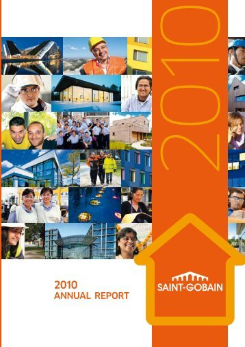 Annual report 2010 (3.5 Mo) - Saint-Gobain