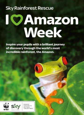 I Love Amazon Week
