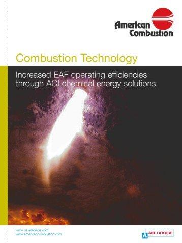 aci brochure - American Combustion Inc > American Combustion