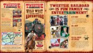Go to Town! See a Show! Ride 'em Cowboys and Cowgirls!
