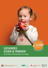 GESUNDES ESSEN & TRINKEN - Gesundheitsportal Steiermark
