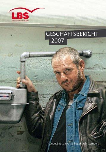 geschäftsbericht 2007 - Kleinmann Kommunikation