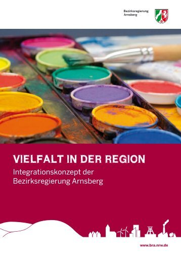 Vielfalt in der region - Kompetenzzentrum für Integration ...