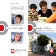 Flyer Download (Fachdienst für Integration und ... - mein dein plus