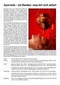 Ayurveda-Wochen am Blausee - tejas.ch - Seite 2