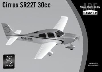 Cirrus SR22T 30cc