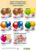 Ballon-Sortierungen Balloon assortments Assortiments ... - Fws-design - Page 2