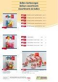 Ballon-Sortierungen Balloon assortments Assortiments ... - Fws-design - Page 3