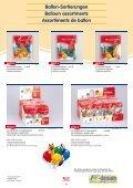 Ballon-Sortierungen Balloon assortments Assortiments ... - Fws-design - Page 4