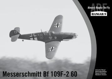Messerschmitt Bf 109F-2 60